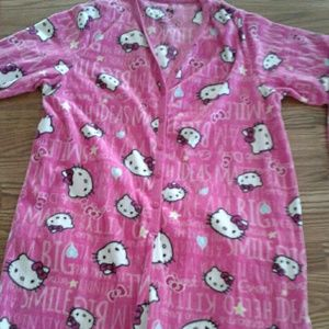 Hello Kitty pajamas